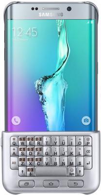 Чехол Samsung EJ-CG928RSEGRU для Samsung Galaxy S6 Edge Plus серебристый чехол для смартфона samsung для galaxy s6 edge plus keyboard cover s6 edge серебристый ej cg928rsegru ej cg928rsegru