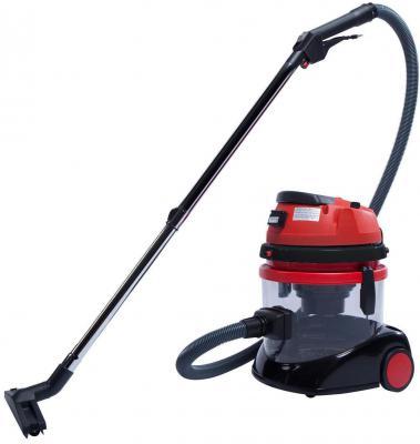Пылесос MIE Ecologico Maxi сухая влажная уборка чёрный красный mie primo luxe