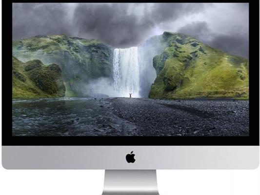 "Моноблок Apple iMac 27"" Retina 5K MK482C132GH4V1RU/A/ ZOSC001B4 IPS 5120x2880 глянцевый i7 4.0GHz 32Gb 1Tb SSD Fusion AMD R9 M395X Bluetooth Wi-Fi OS X El Capitan"