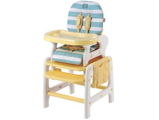 Стульчик для кормления Happy Baby Oliver (yellow)