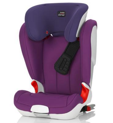 Автокресло Britax Romer Kidfix XP (mineral purple trendline)