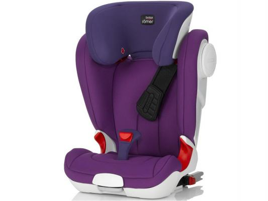 Автокресло Britax Romer Kidfix XP SICT (mineral purple trendline)