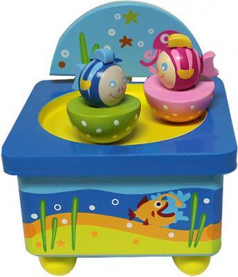 Музыкальная волшебная коробочка Mapacha Подводный мир 76418