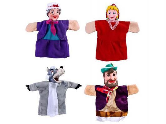 Игровой набор Жирафики Кукольный Театр - Красная шапочка 4 предмета 68318 анданте кукольный театр красная шапочка