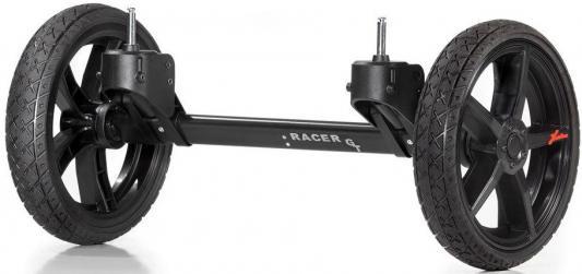 Система сменных колес Quad для Sky (черный/оранжевый)