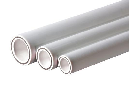 ТРУБА PP-FIBER арм. стекл., 25 MM (белый), PN 25