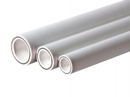 ТРУБА PP-FIBER арм. стекл., 40 MM (белый), PN 25