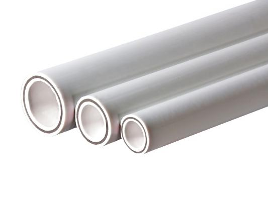 ТРУБА PP-FIBER арм. стекл., 50 MM (белый), PN 25