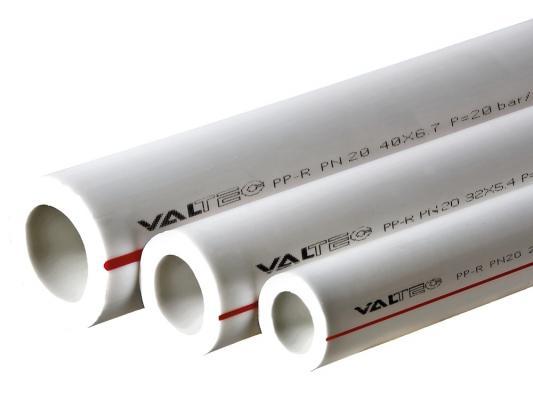 ТРУБА PP-R, PN 20, 32 MM (белый) труба полипропиленовая pn 20 диам 32 1 1м п