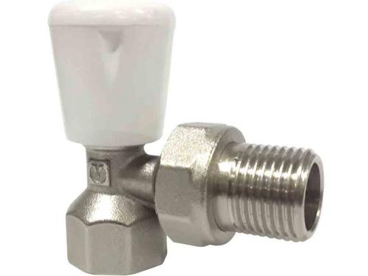 Клапан ручной для рад. угловой 1/2 комплект ручной регулировки для радиатора aqualink 1 2 угловой клапан ручной клапан запорный mp
