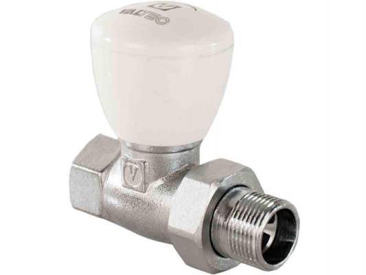 Клапан ручной прямой 1/2 комплект ручной регулировки для радиатора aqualink 1 2 прямой клапан ручной клапан запорный mp