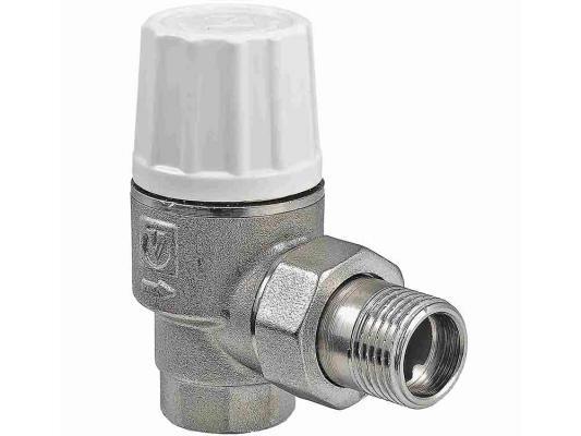 Клапан термост-ий повышенной пропускной спос-ти угл., 1/2 термостатический комплект varmega угловой 1 2 клапан угл терм клапан угл зап терм головка 20780400