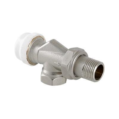 """Клапан термостатический для радиатора угловой с осевым управлением 1/2"""""""