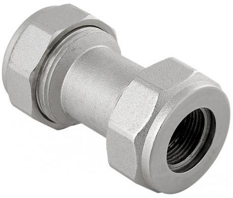Соединитель для стальных труб Ду20