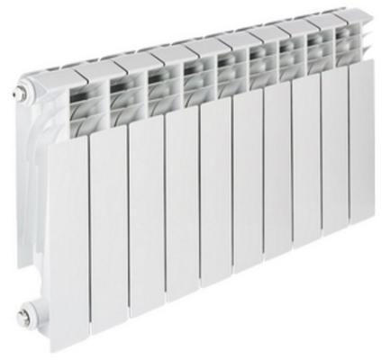 Радиатор TENRAD 350/100 10-секций  цена и фото