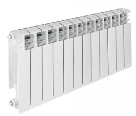 Радиатор TENRAD 350/100 12-секций цена