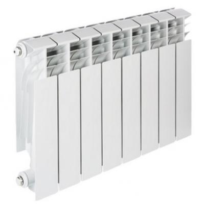 Радиатор TENRAD 350/100 8-секций радиатор tenrad 500 100 12 секций