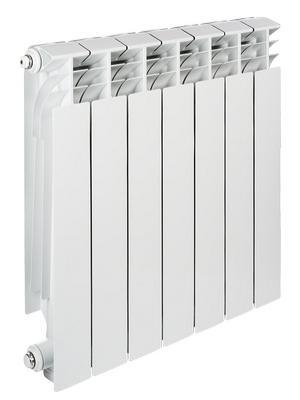 Радиатор TENRAD 500/100 7-секций  цена и фото
