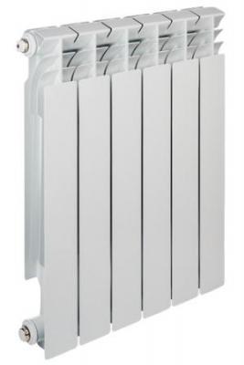 Радиатор алюминиевый TENRAD 500/80 6-секций