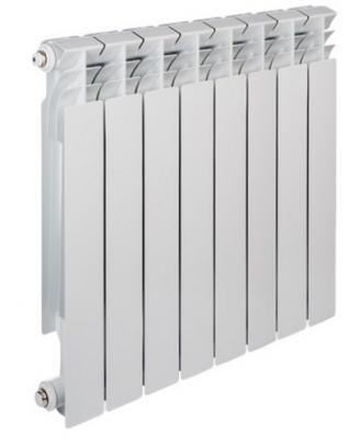 Радиатор алюминиевый TENRAD 500/80 8-секций  цена и фото