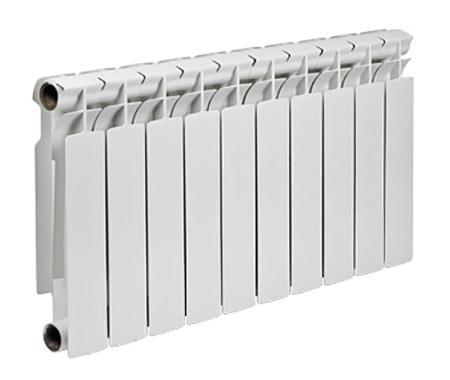 Радиатор TENRAD BM 350/80 10-секций цена