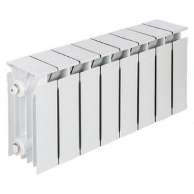 Радиатор комб.-й. TENRAD AL/BM 150/120 8-секций  цена и фото