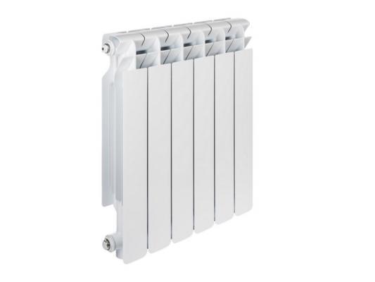 Радиатор алюминиевый Brixis Base 500/100 6-секция радиатор tenrad 500 100 12 секций