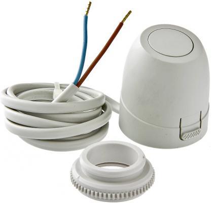 Электротерм-ий серв-од, питание 24 В (нормально закрытый) электротерм ий серв од питание 220 в нормально закрытый