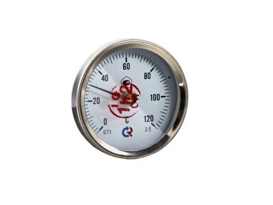 Термометр БТ-30 накладной, 1/2 0-120* interatletika бт 113
