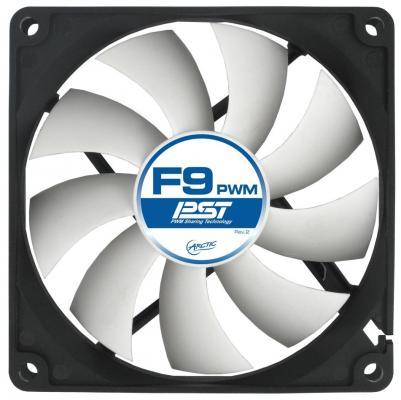Вентилятор Arctic Cooling Arctic F9 PWM PST 92мм 1800об/мин цена и фото