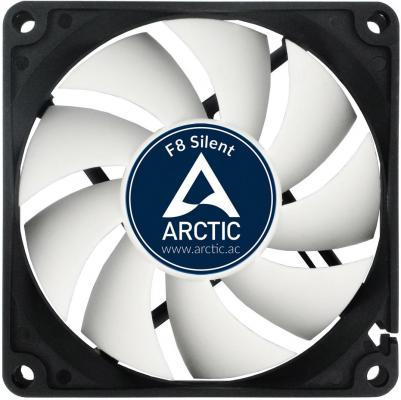 все цены на Вентилятор Arctic Cooling Arctic F8 Silent 80мм 1200об/мин онлайн
