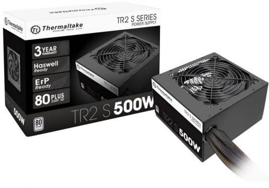цена на БП ATX 500 Вт Thermaltake TRS-0500NPCWEU