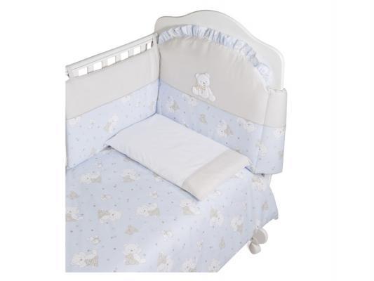 Постельный сет Italbaby Baby Glitter (голубой/100,0030-2)