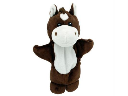 Кукла на руку Жирафики Лошадка 27 см 68335