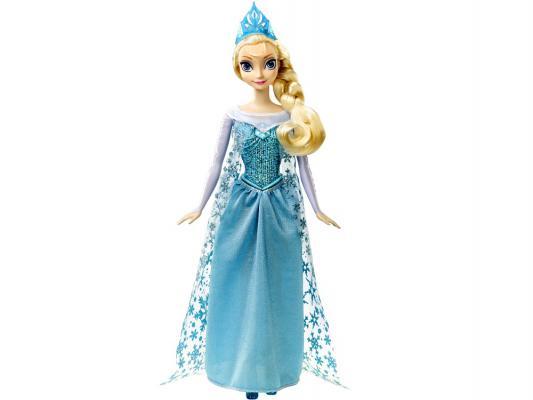Кукла Mattel Холодное сердце - Эльза 29 см поющая DFR33