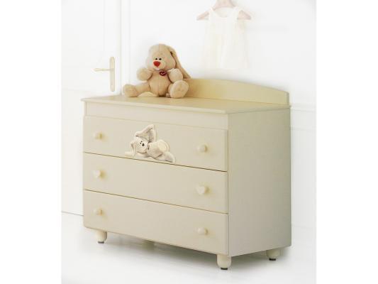 Комод бельевой Baby Expert Cremino (крем) baby expert cremino