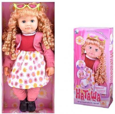 Кукла Shantou Gepai Наташа 60 см говорящая танцующая MY073