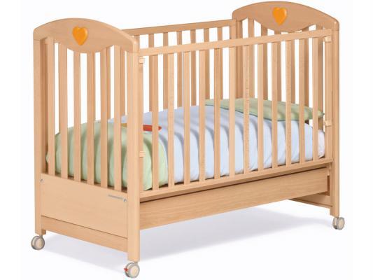 Кроватка Foppapedretti Cuore di Mamma (натуральный)