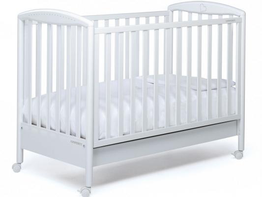 Кроватка Foppapedretti Cristallino (белый)