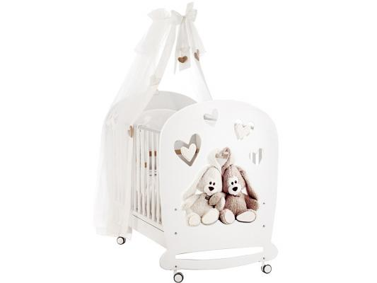Балдахин на кроватку Baby Expert Cremino (крем)