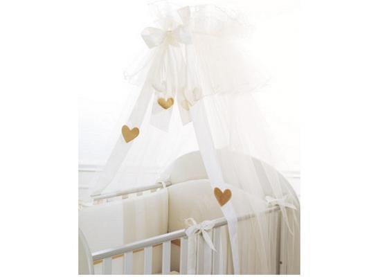 Балдахин на кроватку Baby Expert Cremino (крем) (baby expert)