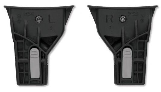 Адаптер ClickGo для установки автокресла на коляску Britax (черный/2000012050)