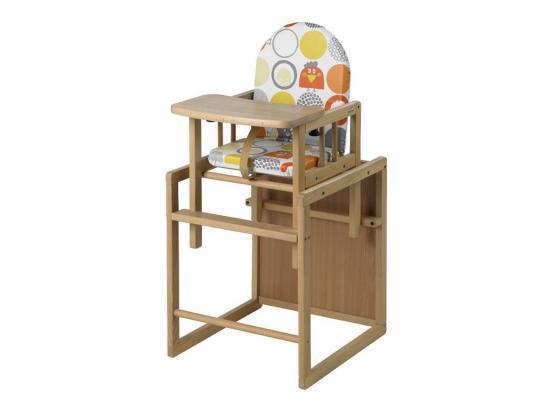 Стульчик для кормления Geuther Nico (натуральный 31) geuther стульчик для кормления family geuther белый