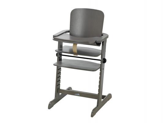 Стульчик для кормления Geuther Family серый geuther стульчик для кормления family geuther белый