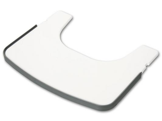 Столик для стульчика Geuther Tamino (белый) geuther адаптер для крепления rocco к стульчику tamino