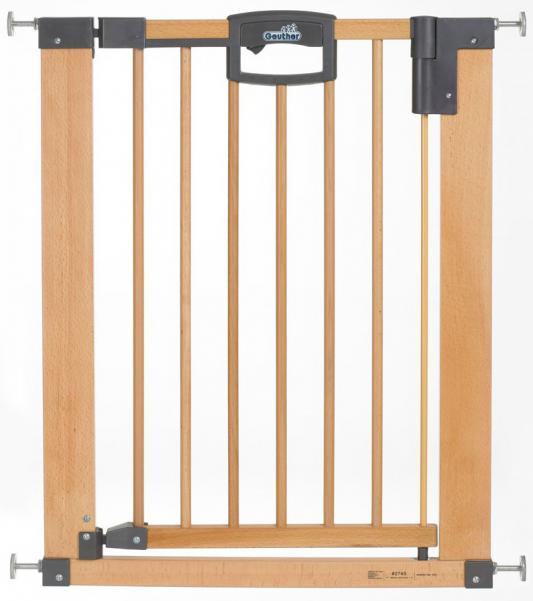 Ворота-безопасности Geuther Easy Lock Natural (75,5-83,5см) ворота безопасности geuther easy lock wood
