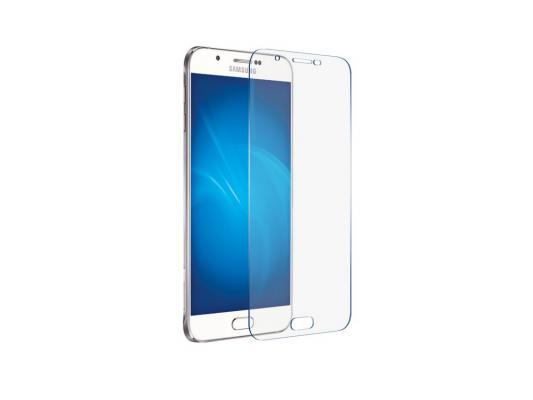 Защитное стекло DF для Samsung Galaxy A8 sSteel-34