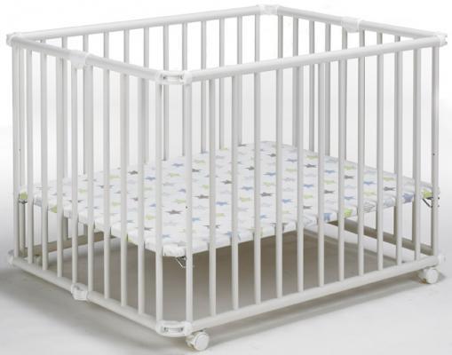 Манеж-кровать Geuther Lucilee (цвет WE 32) манежи geuther lucilee колониальный