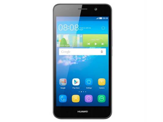 "Смартфон Huawei Ascend Y6 черный 5"" 8 Гб LTE Wi-Fi GPS SCL-L21"