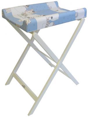 Купить Стол для пеленания Geuther Trixi (WE 97), белый, дерево, Столы для пеленания